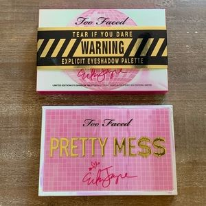 Too Faced Pretty Me$$ eyeshadow palette😻💋😻💋